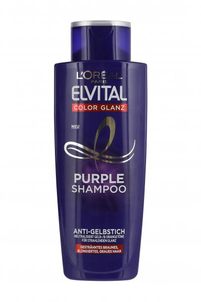 L'Oréal Elvital Color Glanz Purple Shampoo