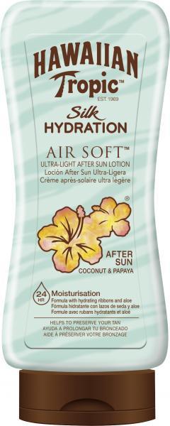 Hawaiian Tropic Silk Hydration Air Soft After Sun Lotion