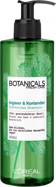 L'Oréal Botanicals Fresh Care Ingwer & Koriander Stärkendes Shampoo