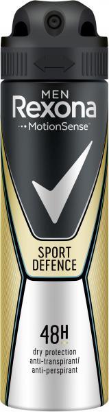 Rexona Men Sport Defence Deo Spray