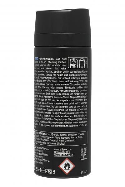 Axe Bodyspray Alaska