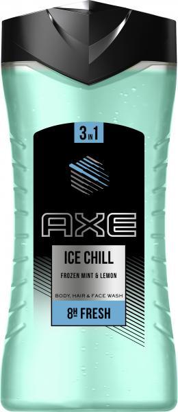 Axe Bodywash Ice Chill