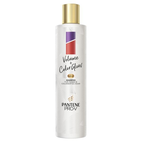 Pantene Pro-V Volume + Color Glow Shampoo
