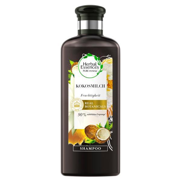 Herbal Essences Pure:renew Shampoo Kokosmilch