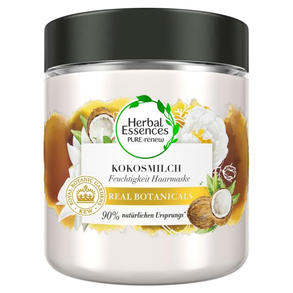 Herbal Essences Pure:renew Haarmaske Kokosmilch