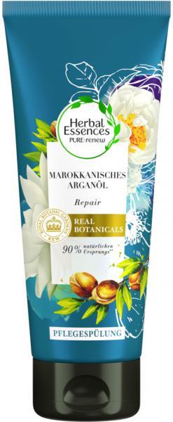 Herbal Essences Pure:renew Pflegespülung Marokkanisches Arganöl