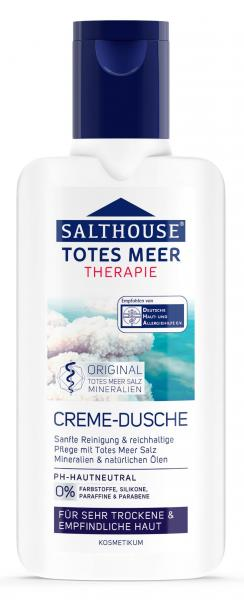 Salthouse Totes Meer Therapie Creme-Dusche