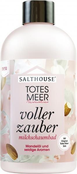 Salthouse Totes Meer Mineralien Voller Zauber Milchschaumbad