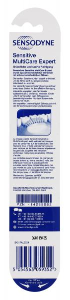 Sensodyne MultiCare Expert Zahnbürste weich