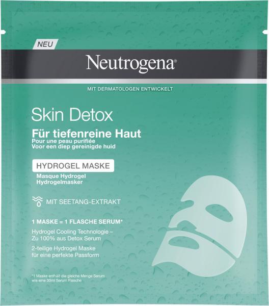 Neutrogena Skin Detox Hydrogel Maske