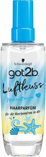 Schwarzkopf Got2b Haarparfüm Luftkuss Meerestraum