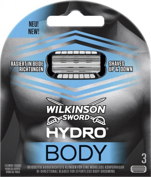 Wilkinson Sword Hydro Body Klingen