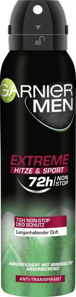 Garnier Men Extreme Hitze & Sport 72h Deo Spray