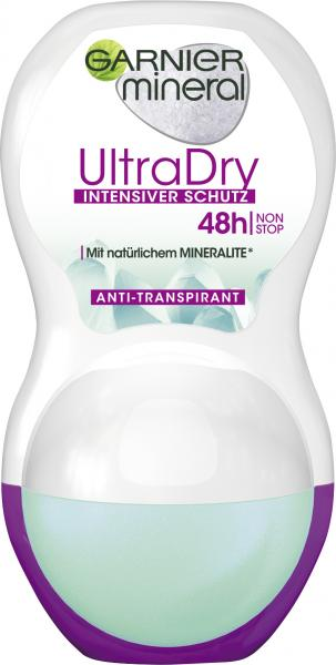 Garnier Mineral Ultra Dry Deo Roll-On