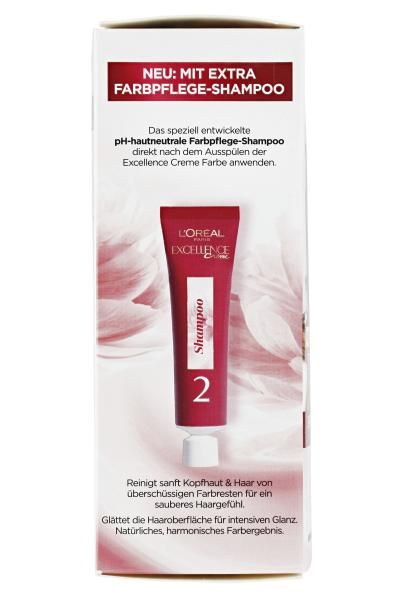 L'Oréal Excellence Creme 6.41 Helles Caramelbraun