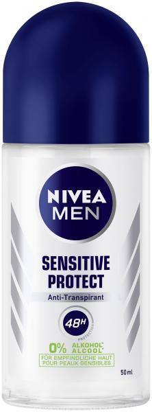 Nivea Men Sensitive Protect Deo Roll On