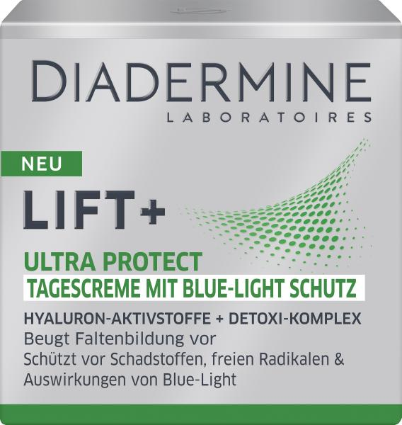 Diadermine Lift+Ultra Protect Tagescreme Blue-Light