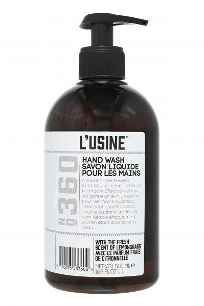 L'usine Hand Wash No. 360 Lemongrass