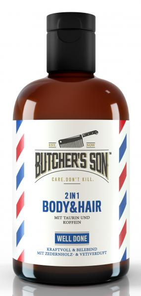 Butcher's Son 2in1 Body & Hair Well Done