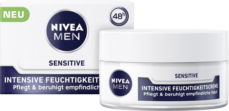 Nivea Men Sensitiv Feuchtigkeitscreme