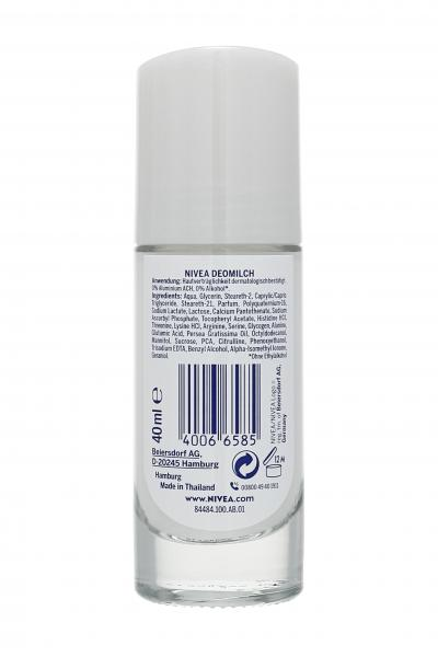 Nivea Deo Beauty Elixir 0% Deomilch Roll-On