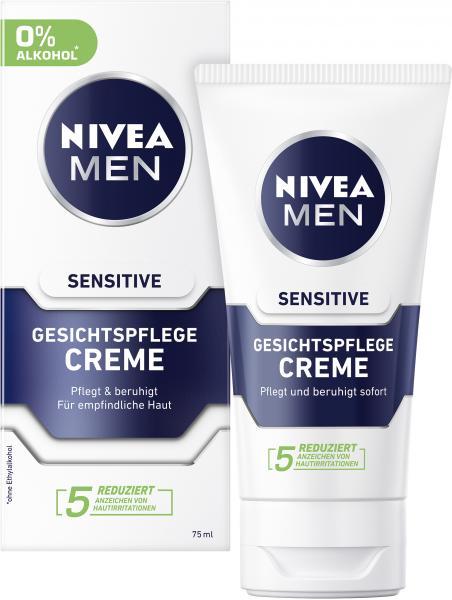 Nivea Men Sensitiv Gesichtspflege Creme