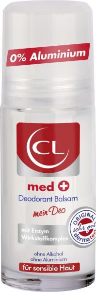 CL Cosmetik med+ Deodorant Balsam
