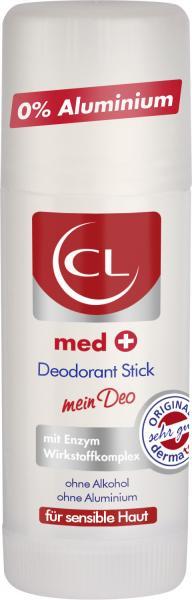 CL Cosmetik med+ Deodorant Stick