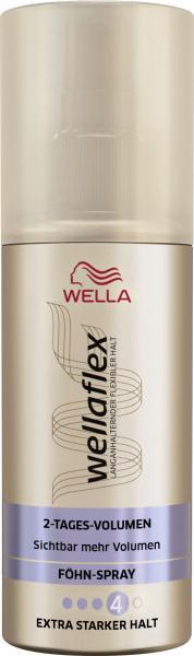 Wella Wellaflex 2-Tages-Volumen Föhn-Spray