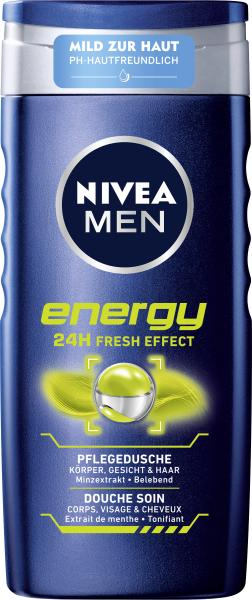 Nivea Men Energy 24h Fresh Effect Pflegedusche