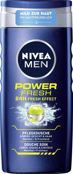 Nivea Men Power Fresh 24h Fresh Effekt Pflegedusche