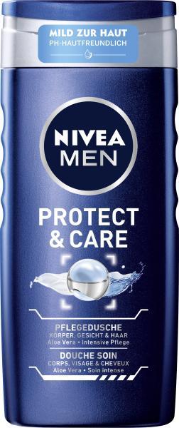 Nivea Men Protect & Care Pflegedusche