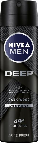 Nivea Men Deep Dry Deo Spray
