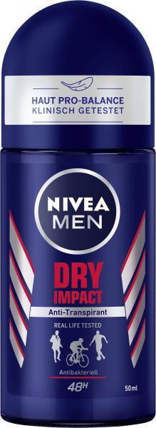 Nivea Men Dry Impact Deo Roll On