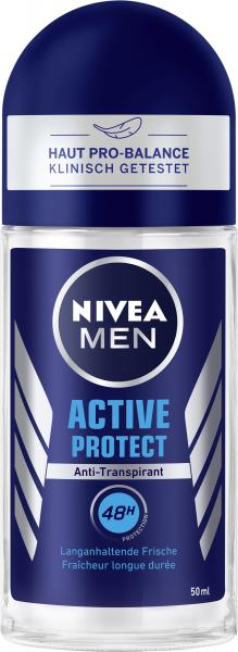 Nivea Men Fresh Active Deo Roll On