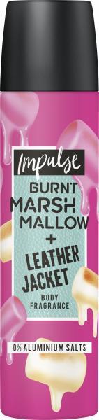 Impulse Burnt Marshmallow + Leather Jacket Deo Spray