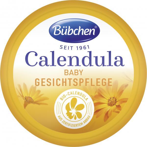 Bübchen Calendula Baby Gesichtscreme Mini