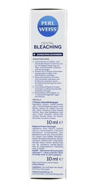 Perlweiss Dental Bleaching Professionelle Zahnaufhellung