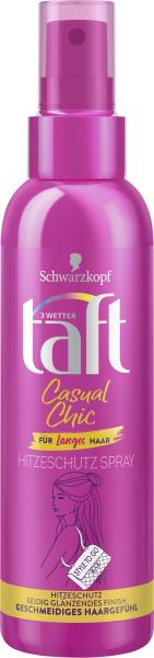 Schwarzkopf 3 Wetter Taft Hitzeschutzspray Casual Chic