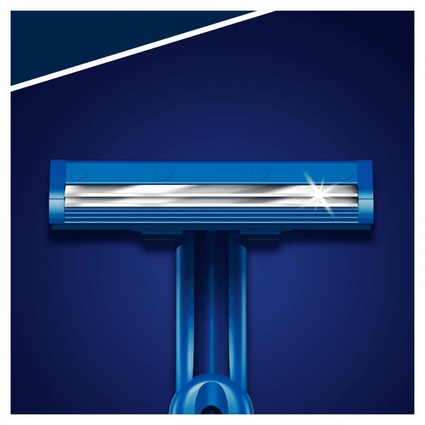 Gillette Blue II Plus 5+2 Einwegrasierer