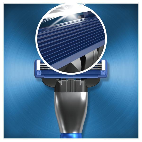Gillette Mach3 Turbo 3D Rasierer