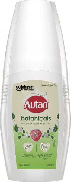 Autan Botanicals Pumpspray