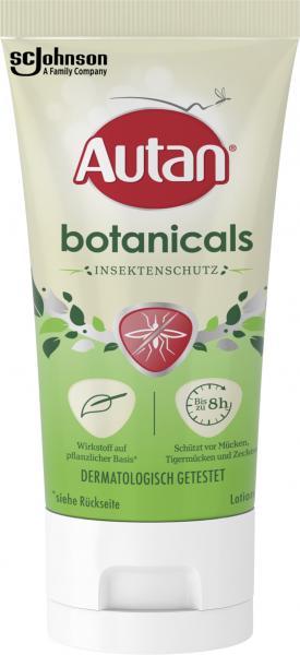 Autan Botanicals Lotion