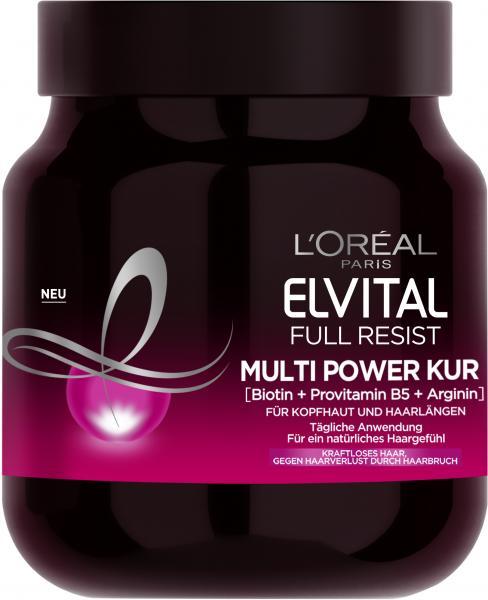 L'Oréal Elvital Full Resist Multi Power Kur