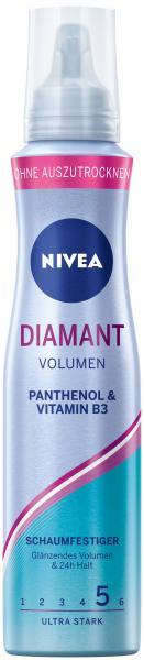 Nivea Schaumfestiger Diamant Volumen