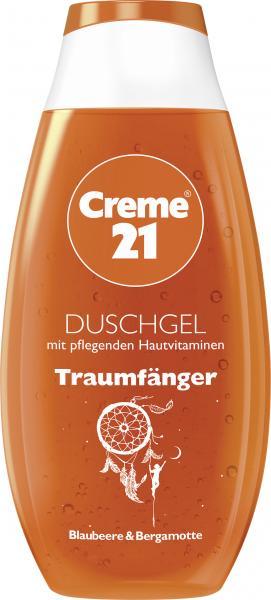 Creme 21 Duschgel Traumfänger Blaubeere & Bergamotte