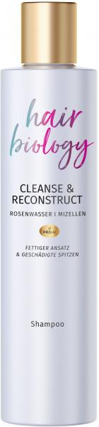Hair Biology Cleanse & Reconstruct Shampoo