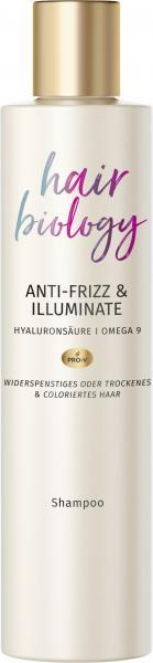 Hair Biology Anti-Frizz & Illuminate Shampoo