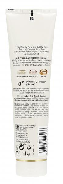 Hair Biology Anti-Frizz & Illuminate Pflegespülung