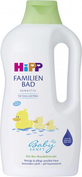 Hipp Babysanft Familien Bad Sensitiv